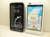 NTTドコモ P-07C Androidスマートフォン モックアップ 2色セット