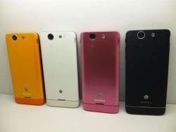 画像2: NTTドコモ SO-05D Xperia SX モックアップ 4色セット