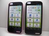 ウィルコム WX05SH AQUOS PHONE モックアップ 2色セット