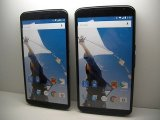 Y!mobile NEXUS6 モックアップ 2色セット