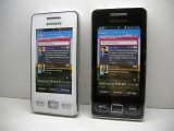 Samsung S5260 StarII モックアップ ブラックorホワイト fromイギリス
