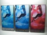 ソフトバンク 402SH AQUOS CRYSTAL X モックアップ 3色セット
