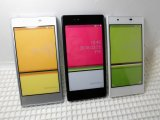 au KYV37 Qua phone モックアップ 3色セット