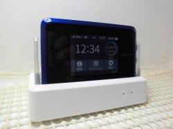 画像3: UQ WiMAX WX03 Speed Wi-Fi NEXT モックアップ 2色セット