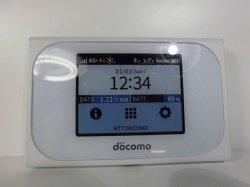画像1: NTTドコモ N-01J Wi-Fi STATION モックアップ