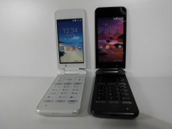 画像2: UQ-Mobile DIGNO PHONE モックアップ 2色セット