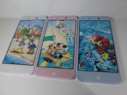 画像3: NTTドコモ DM-01J Disney Mobile on docomo モックアップ 2色セットor新色ホワイト