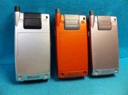 画像3: ウィルコム WX310K モックアップ 3色セット 【クリックポスト非対応商品】