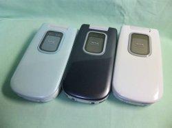 画像1: ウィルコム WX320KR モックアップ 3色セット 【クリックポスト非対応商品】