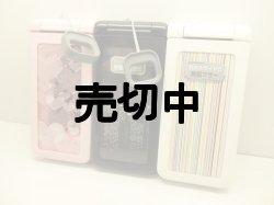 画像1: au K001 安心ジュニアケータイ モックアップ 3色セット