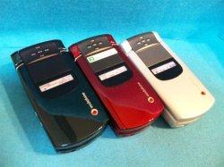 画像1: ボーダフォン 904T モックアップ 3色セット 【クリックポスト非対応商品】