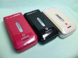 画像1: ボーダフォン 703SHf モックアップ 3色セット 【クリックポスト非対応商品】