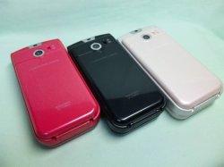 画像3: ボーダフォン 703SHf モックアップ 3色セット 【クリックポスト非対応商品】