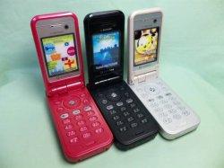 画像2: ボーダフォン 703SHf モックアップ 3色セット 【クリックポスト非対応商品】