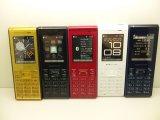 ウィルコム WX01S SOCIUS モックアップ 5色セット