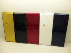 画像2: ウィルコム WX01S SOCIUS モックアップ 5色セット