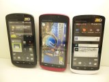 ソフトバンク 006SH AQUOS PHONE モックアップ 3色セット