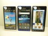 NTTドコモ SH-01D AQUOS Phone モックアップ 3色セット
