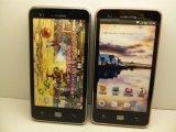 NTTドコモ L-01D Optimus LTE モックアップ 2色セット