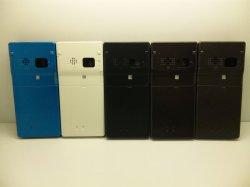 画像3: au W61P モックアップ 5色セット