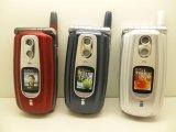 NTTドコモ F505iGPS モックアップ 3色セット 【クリックポスト非対応商品】