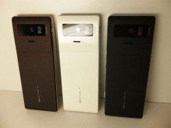 画像2: イーモバイル S42HW smart bar モックアップ 3色セット