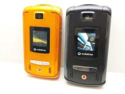 画像1: ボーダフォン 804SS モックアップ 2色セット