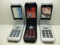 画像2: ボーダフォン V602SH モックアップ 3色セット
