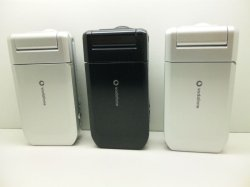 画像1: ボーダフォン V602SH モックアップ 3色セット