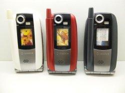 画像1: ボーダフォン V601N モックアップ 3色セット