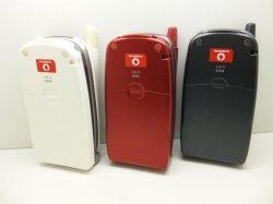 画像3: ボーダフォン V601N モックアップ 3色セット