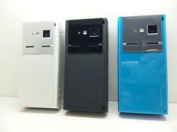 画像4: au W52SA モックアップ 3色セット