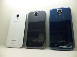 画像2: NTTドコモ SC-04E GALAXY S4 モックアップ 3色セット