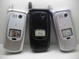 NTTドコモ P504is モックアップ 3色セット