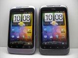 HTC WILDFIRE S モックアップ fromイギリス ブラックorパープル