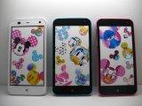 NTTドコモ F-03F Disney Mobile on docomo モックアップ 3色セット