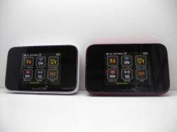 画像1: ソフトバンク 301HW Pocket WiFi モックアップ 2色セット
