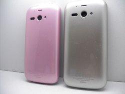 画像2: ウィルコム WX05SH AQUOS PHONE モックアップ 2色セット