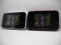 画像1: イーモバイル GL10P PocketWifi モックアップ 2色セット