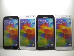 画像1: Samsung Galaxy S5 モックアップ ばら売りコーナー 中国製