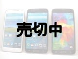 au SCL23 GALAXY S5 モックアップ 3色セット