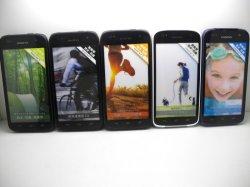画像1: Y!mobile 302KC DIGNO T モックアップ 5色セット
