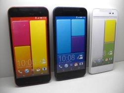 画像1: au HTL23 HTC J butterfly モックアップ 3色セット