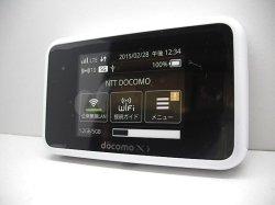 画像1: NTTドコモ HW-02G Wi-Fi STATION モックアップ