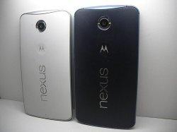 画像2: Y!mobile NEXUS6 モックアップ 2色セット