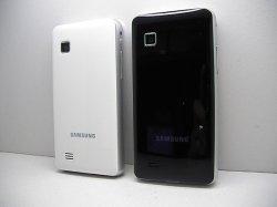画像2: Samsung S5260 StarII モックアップ ブラックorホワイト fromイギリス