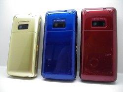 画像3: ソフトバンク 302ZT かんたん携帯8 モックアップ 3色セット