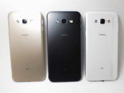 画像3: au SCV32 GALAXY A8 モックアップ 3色セット