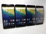 ソフトバンク Nexus6P モックアップ 4色セット