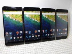 画像1: ソフトバンク Nexus6P モックアップ 4色セット
